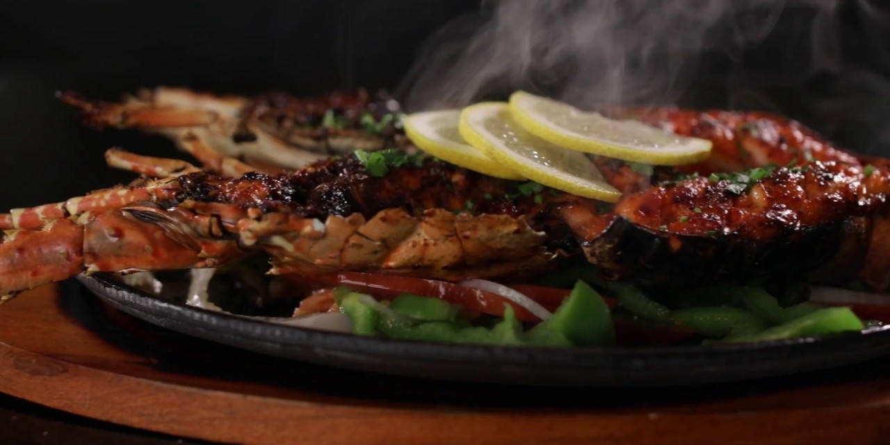 grilled-lobster-food-video