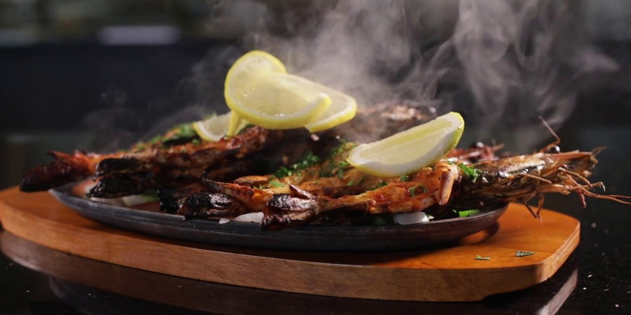 grilled-shrimps-food-video