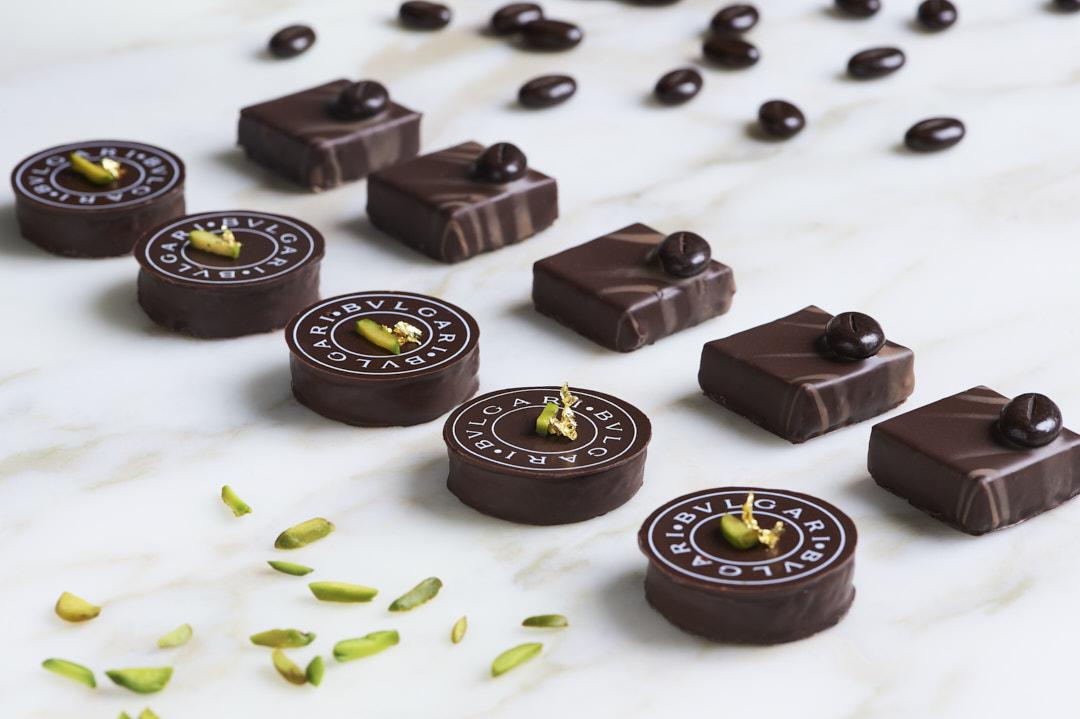 Food Photography - Styled Chocolates