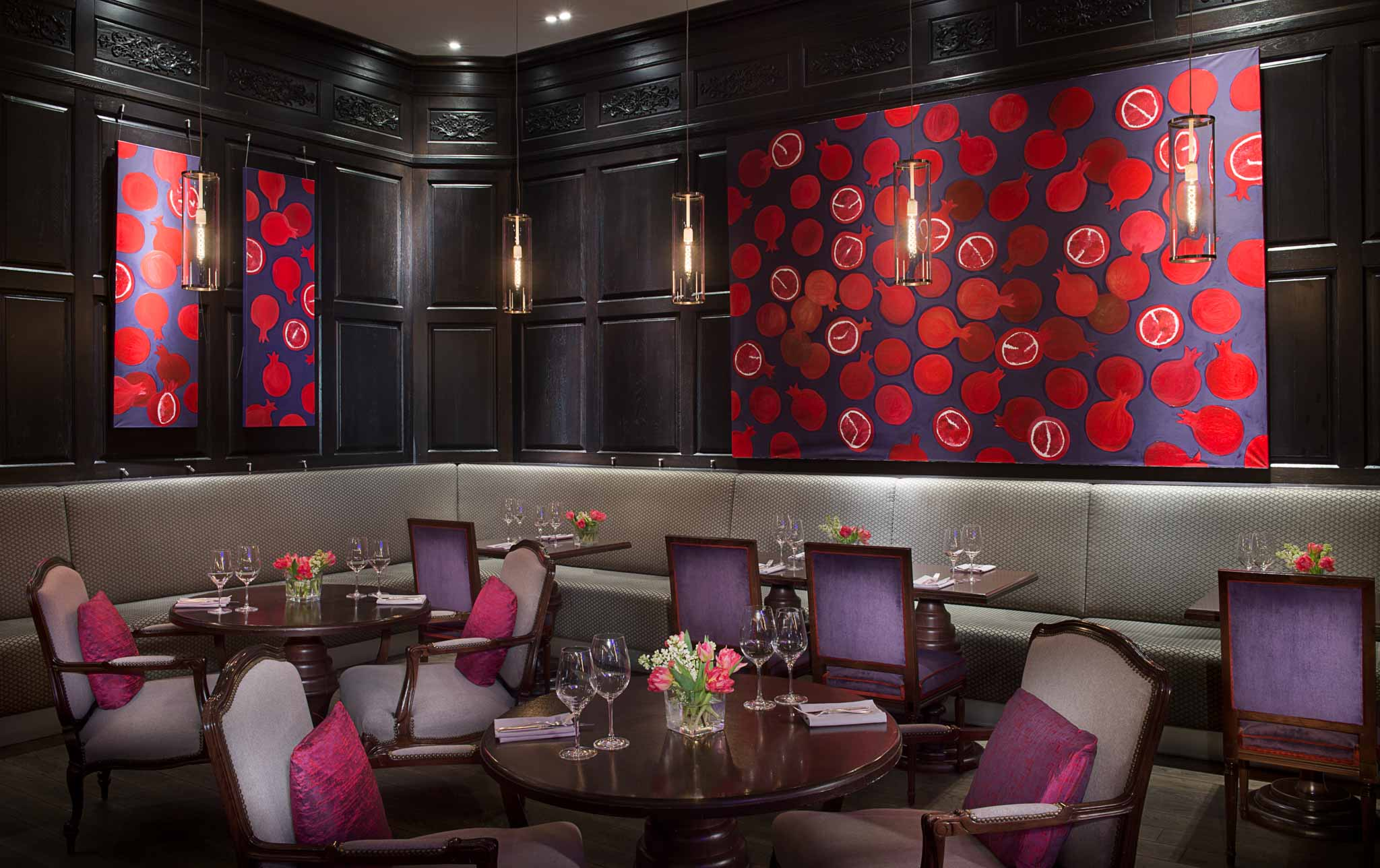 Hotel Photographer - Ritz Carlton Luxury Dining Moscow