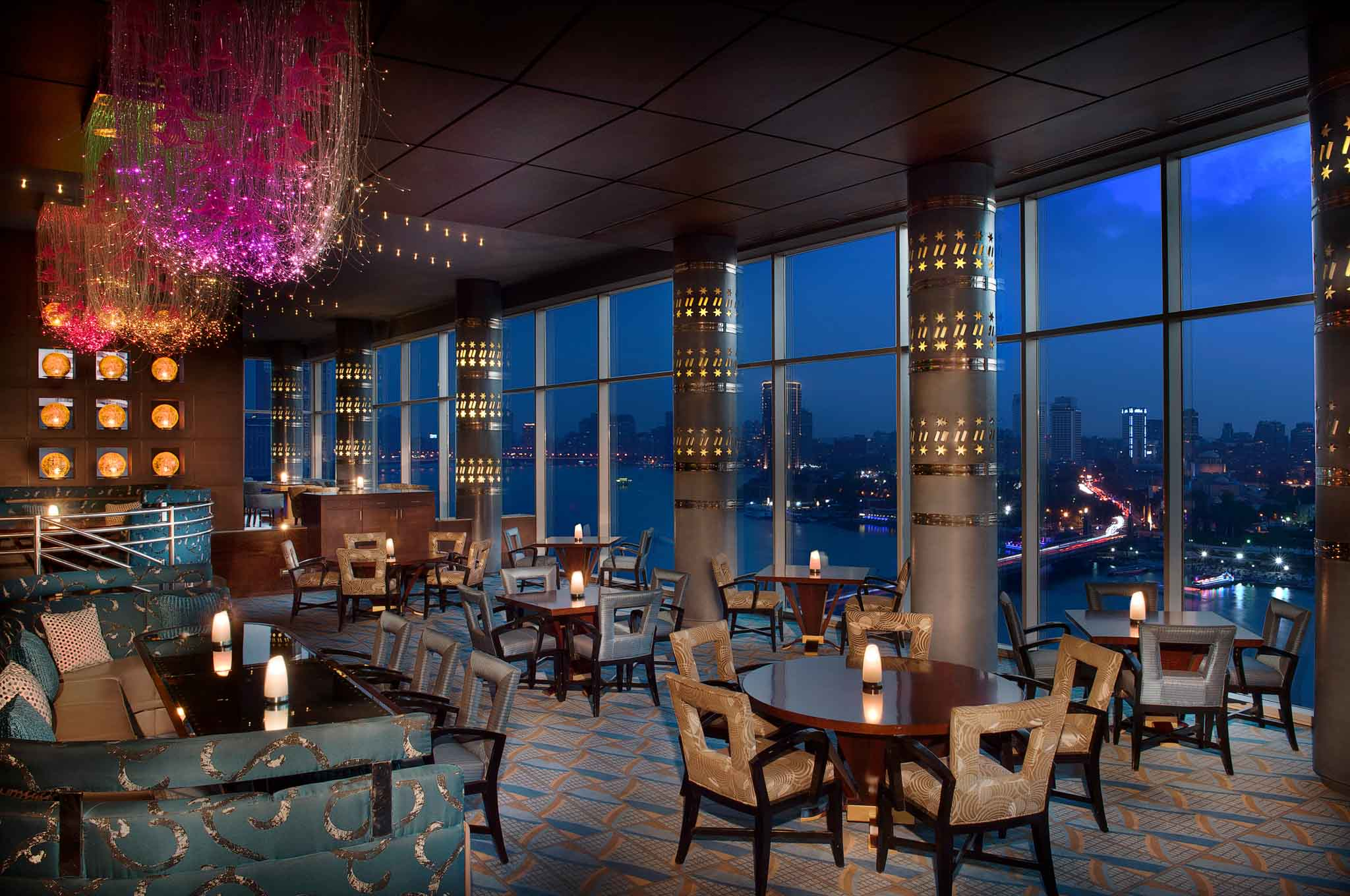 Hotel Photographer - Ritz Carlton Luxury Dining Cairo