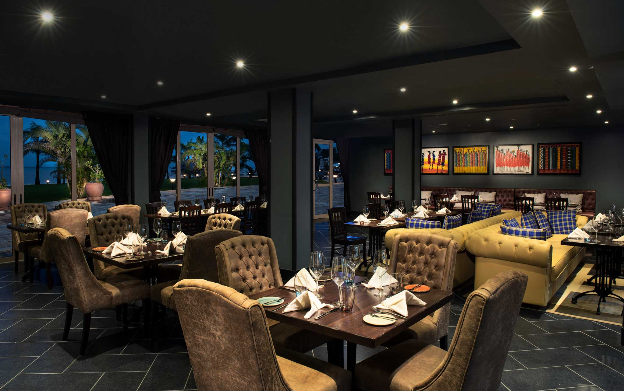 Hotel Photographer - Ramada Hotel Dar Es Salaam Dining