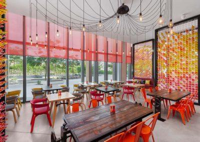 Restaurant Photographer - Hamptons By Hilton Dining