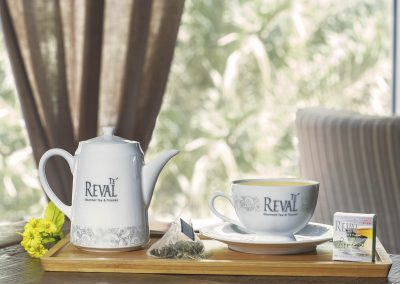 Product Photographer - Styled Tea Service