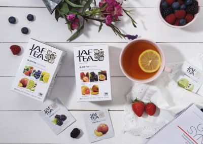 Product Photographer - Styled Tea Product