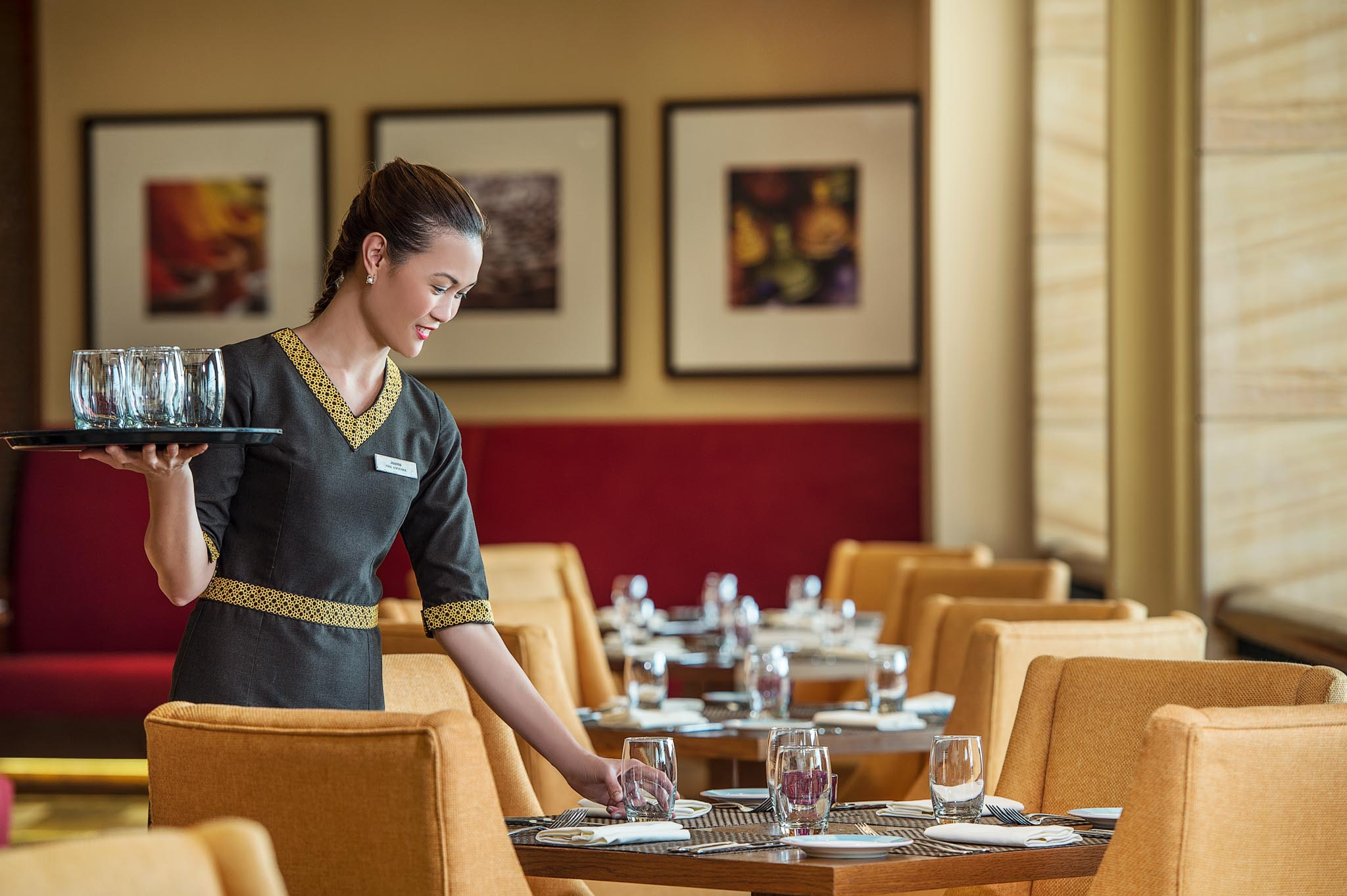 Lifestyle Photography For Hilton Hotel